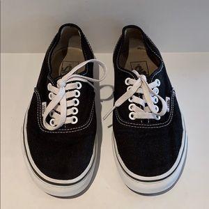 Vans Sneakers Off the Wall In Black